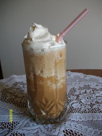 Brown Sugar Iced Coffee. Photo by Domestic Goddess