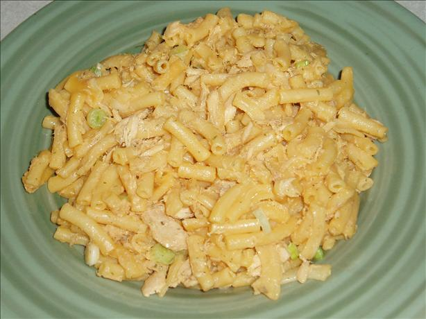 Easy Tuna Mac. Photo by Babzy