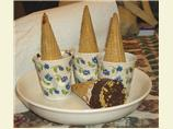 Ice Cream Drumsticks (Copycat)