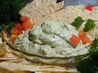 Guacamole Cheese Dip. Recipe by *Parsley*