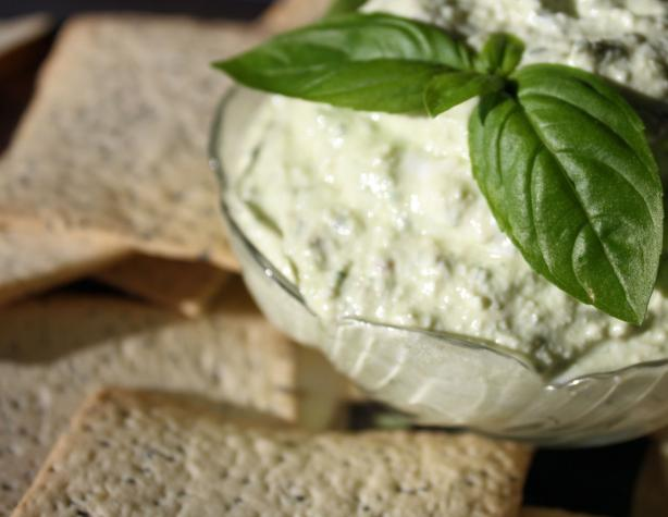 Basil and Feta Spread. Photo by **Jubes**