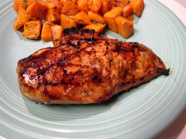 Grilled Chipotle Lime Chicken Breasts - or Thighs. Photo by loof