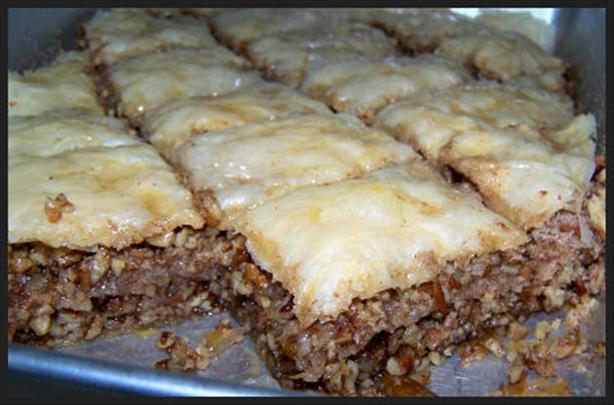 Greek Pecan Baklava. Photo by kzbhansen