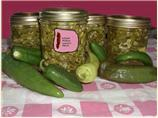 Sweet Pickled Banana Peppers. Photo by Bergy