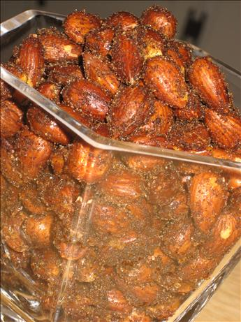 Chipotle Roasted Almonds. Photo by HeidiSue