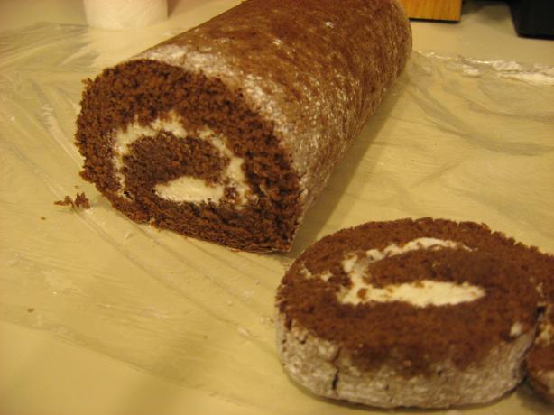 Swiss Roll Caterpillar Cake Recipe