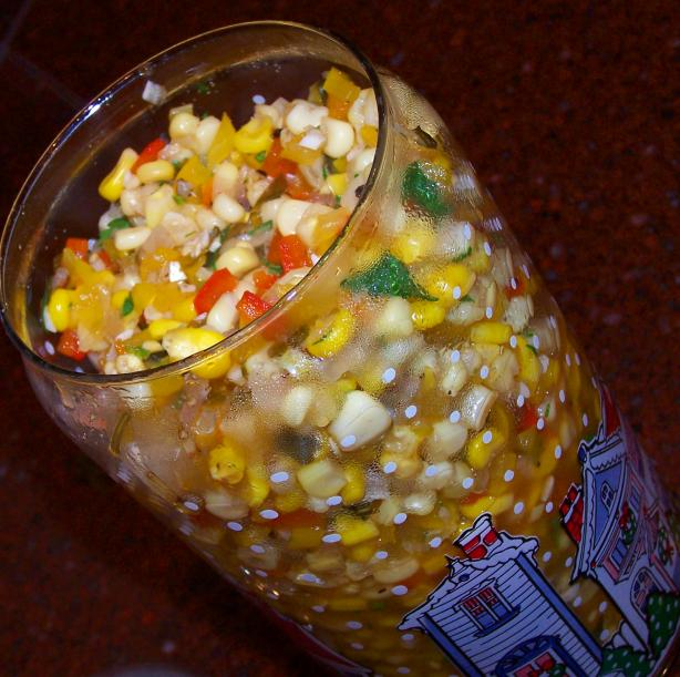 Fiesta Corn Relish. Photo by Rita~