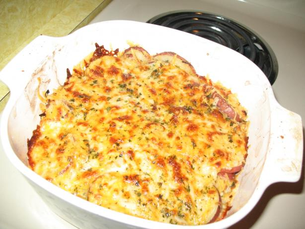 Scalloped Potatoes. Photo by TerribleCook1017