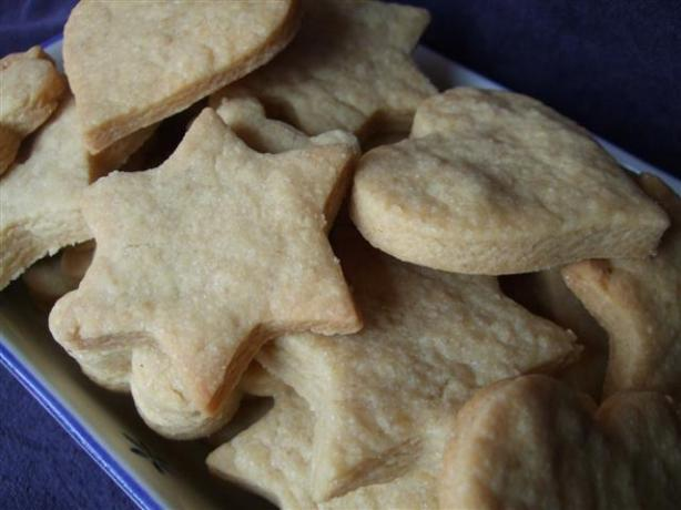 Canadian Shortbread Cookies. Photo by kiwidutch