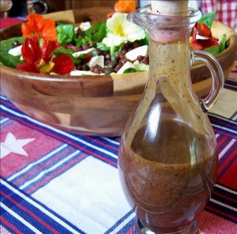 Lavender and Honey Salad Dressing. Photo by Rita~