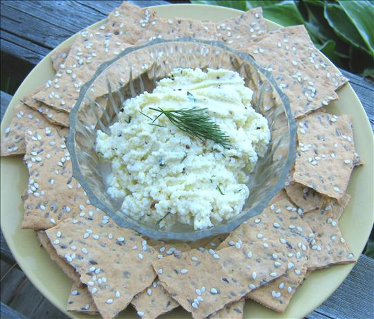 Feta Cheese Dip  - Middle Eastern Style. Photo by ~Leslie~