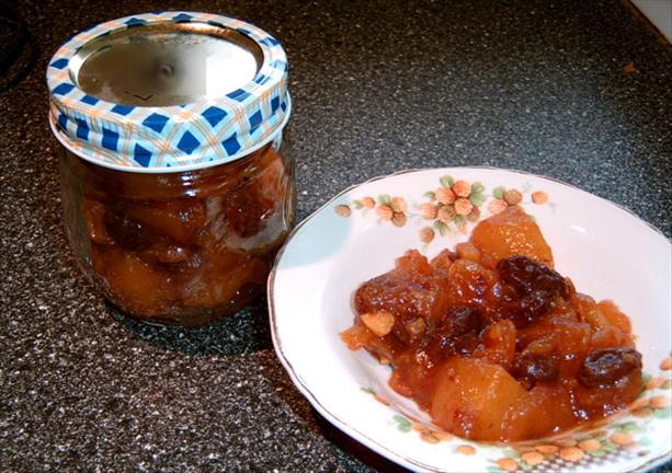 Fruit Chutney (Zwt - South Africa). Photo by Mikekey
