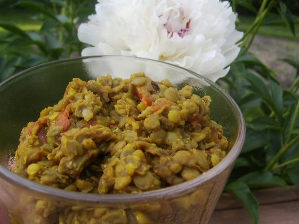 Spicy Lentils (South Africa). Photo by LifeIsGood