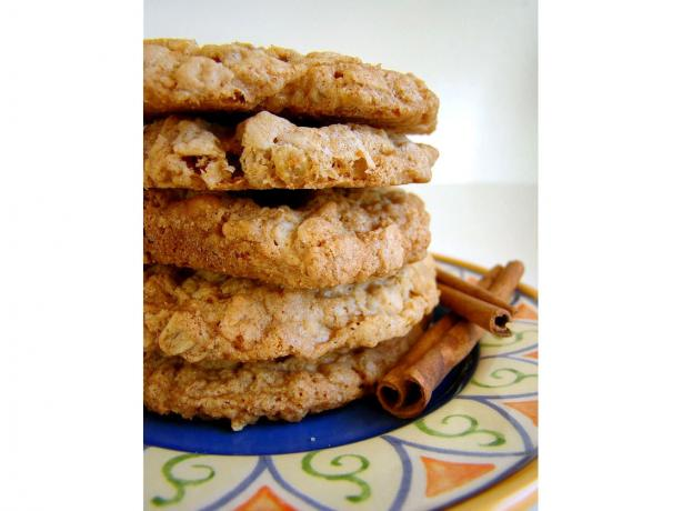 Yummy Oatmeal Butterscotch Cookies. Photo by Marg (CaymanDesigns)