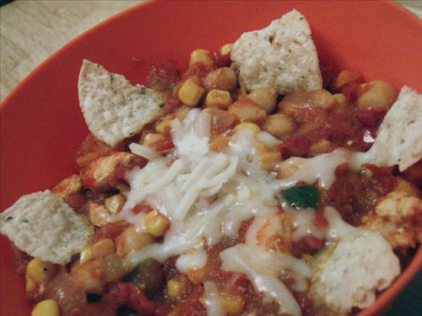 Chicken and White Bean Chili. Photo by CandyTX