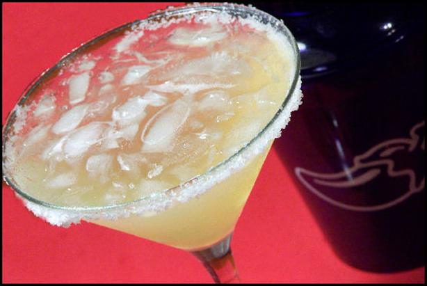 Chili's Margarita Presidente. Photo by NcMysteryShopper