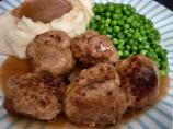 Baked Pork and Apple Meatballs (Gary Rhodes)