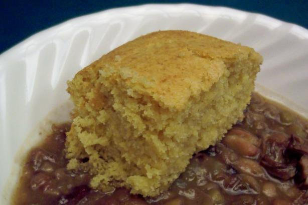 Marie Callender's  Style Cornbread. Photo by Debbie R.