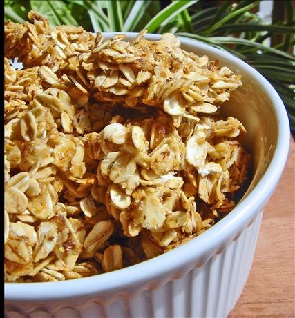 Oatmeal Cookie Granola. Photo by Bev