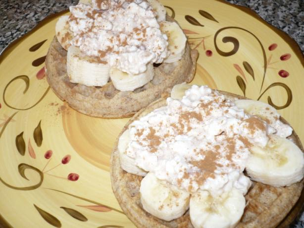 Cottage Cheese-Banana Breakfast Delite. Photo by PatriotsGirl
