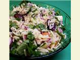 Greek Orzo Salad W/ Kalamata and Feta