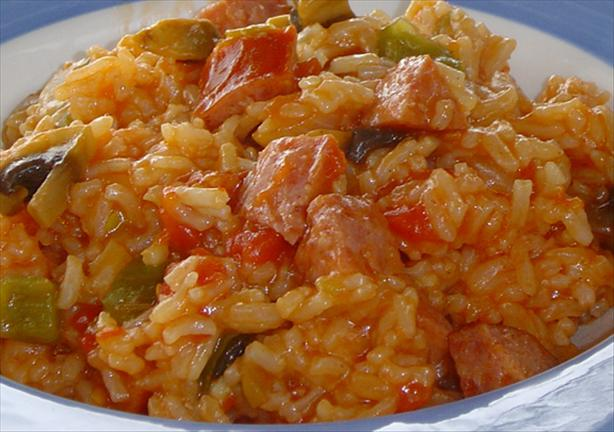 Rice Cooker Jambalaya. Photo by A Good Thing