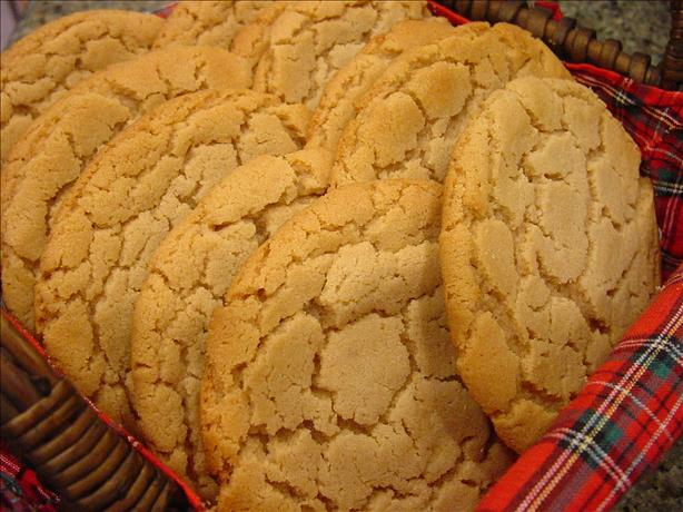 Giant Peanut Butter Cookies. Photo by Sharlene~W