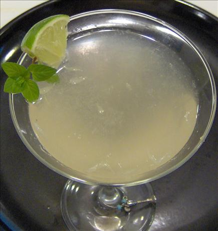 Rhum - Tini (Island Ti - Punch). Photo by Mama's Kitchen (Hope)