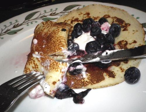 Swedish Pancakes (Plattar). Photo by Bergy