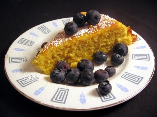 Flourless Orange and Almond Cake. Photo by Dreamer in Ontario