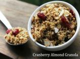 Baked Honey Granola