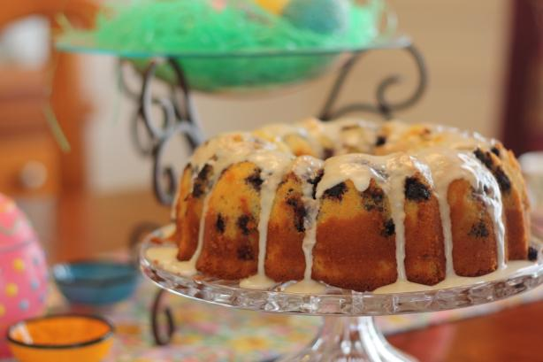 Best Lemon Blueberry Bundt Cake. Photo by missyinedmonds