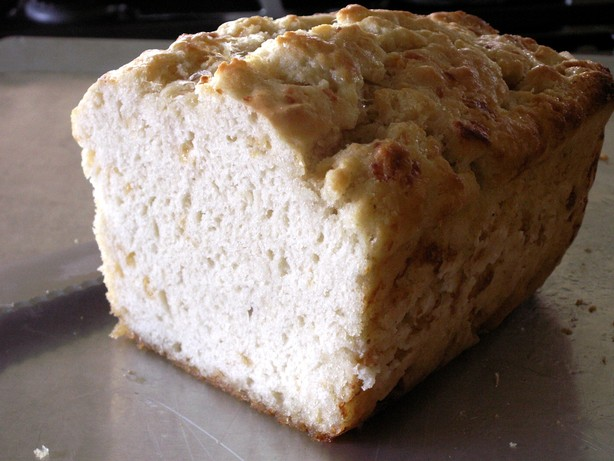 Easy Beer Bread. Photo by Cookin&#39;Diva