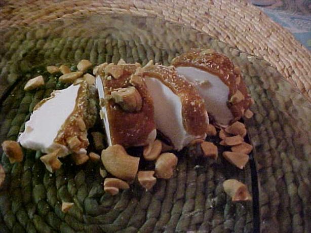 Salted Nut Roll. Photo by Chef PotPie