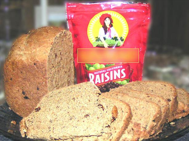 Elswet&#39;s Diabetic Cinnamon Raisin Bread [ 4 Bread Machine ]. Photo by Pagan