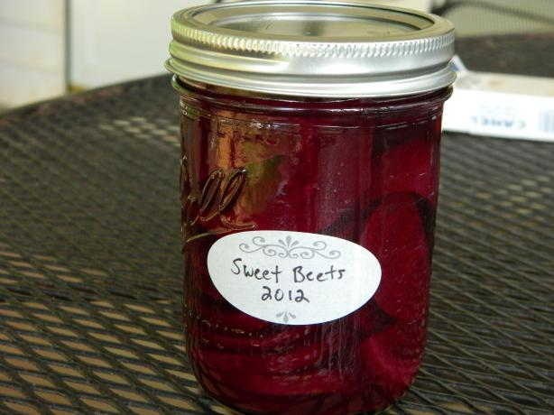 Pickled Beets (For Canning). Photo by keysa71