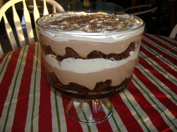 Chocolate Sin Trifle. Photo by Sunnee50