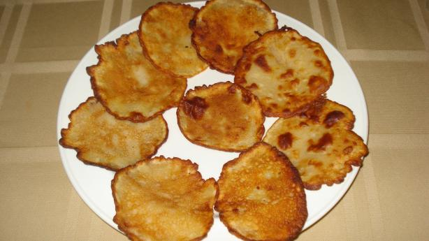 Ma's Secret Jamaican Banana Fritters. Photo by Chef #961845