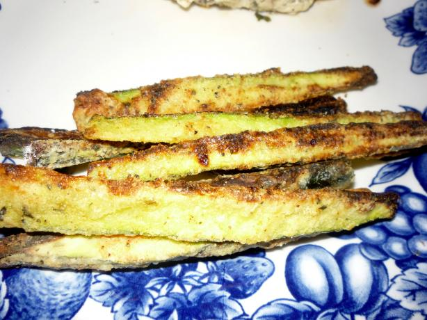 "Zucchini Oven "" Fries"". Photo by Lakerdog2"