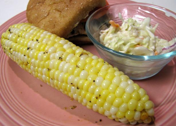 Grilled Lemony Corn on the Cob. Photo by loof