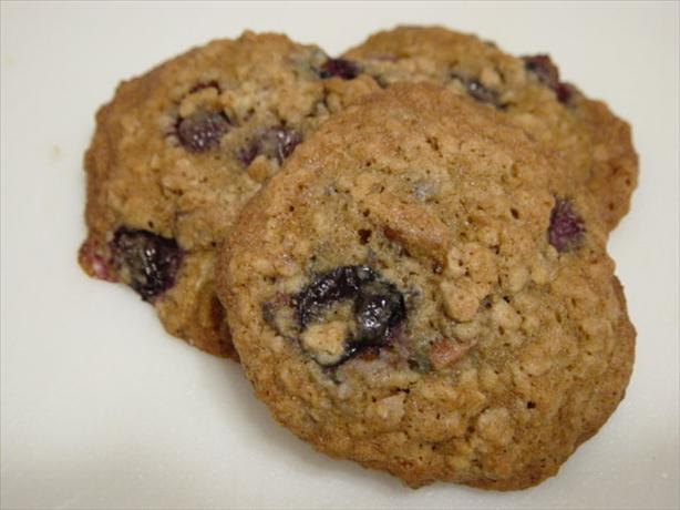 Country Cookies (Oatmeal-Blueberry). Photo by Brenda.