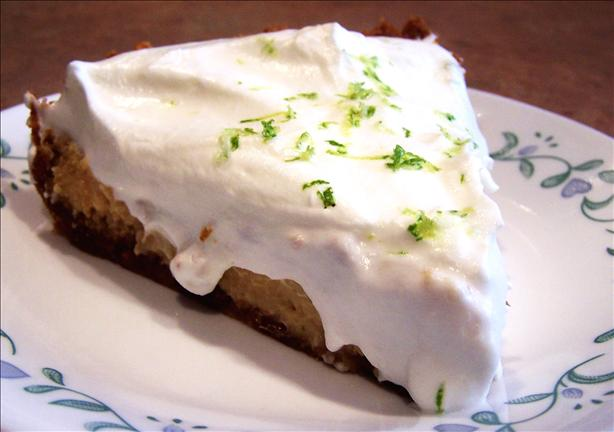 The Best Key Lime Pie. Photo by PaulaG