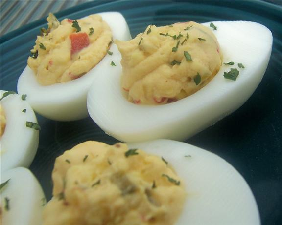 Deviled Eggs. Photo by *Parsley*