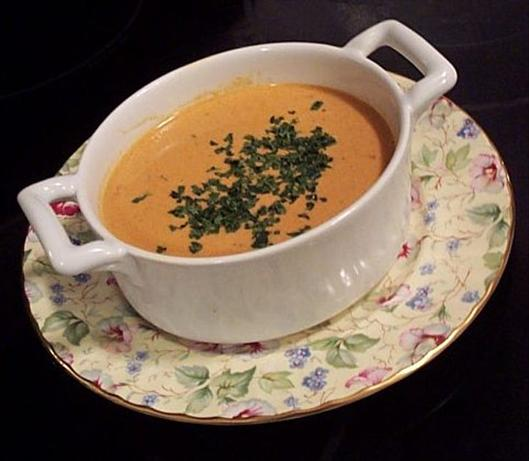 Recipe Lobster Bisque Villa Bellangelo