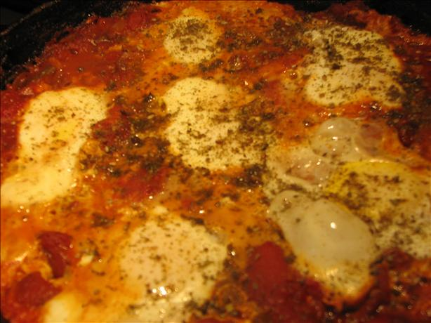 Shakshuka. Photo by Elmotoo
