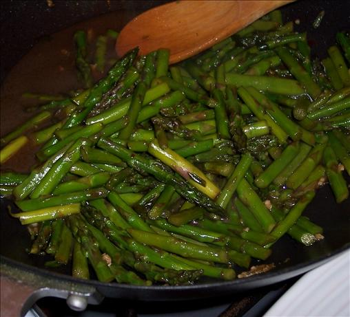 Asian Asparagus. Photo by Hey Jude