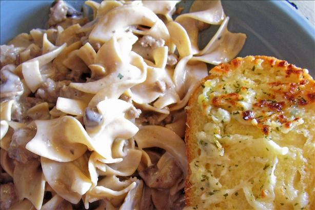 Sommer's Stroganoff - Ibs Safe. Photo by islandgirl77551