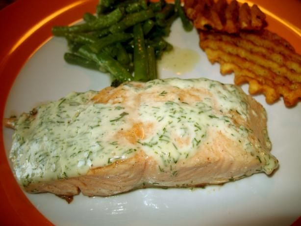 Sauteed Salmon. Photo by Acadia*