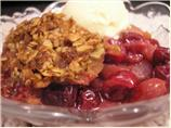 Fabulous Fall Fruit Crisp