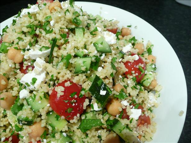 Couscous Salad. Photo by Stardustannie